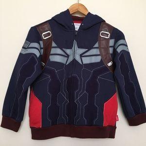 Disney Captain America Jacket